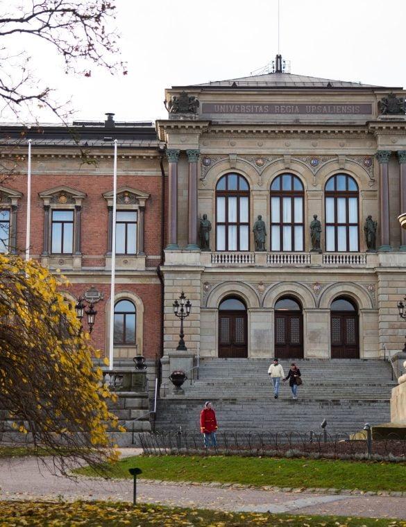 Uppsala universitet David Naylor