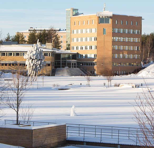 Umeå universitet. Foto Ulrika Bergfors